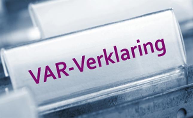 VAR-verklaring