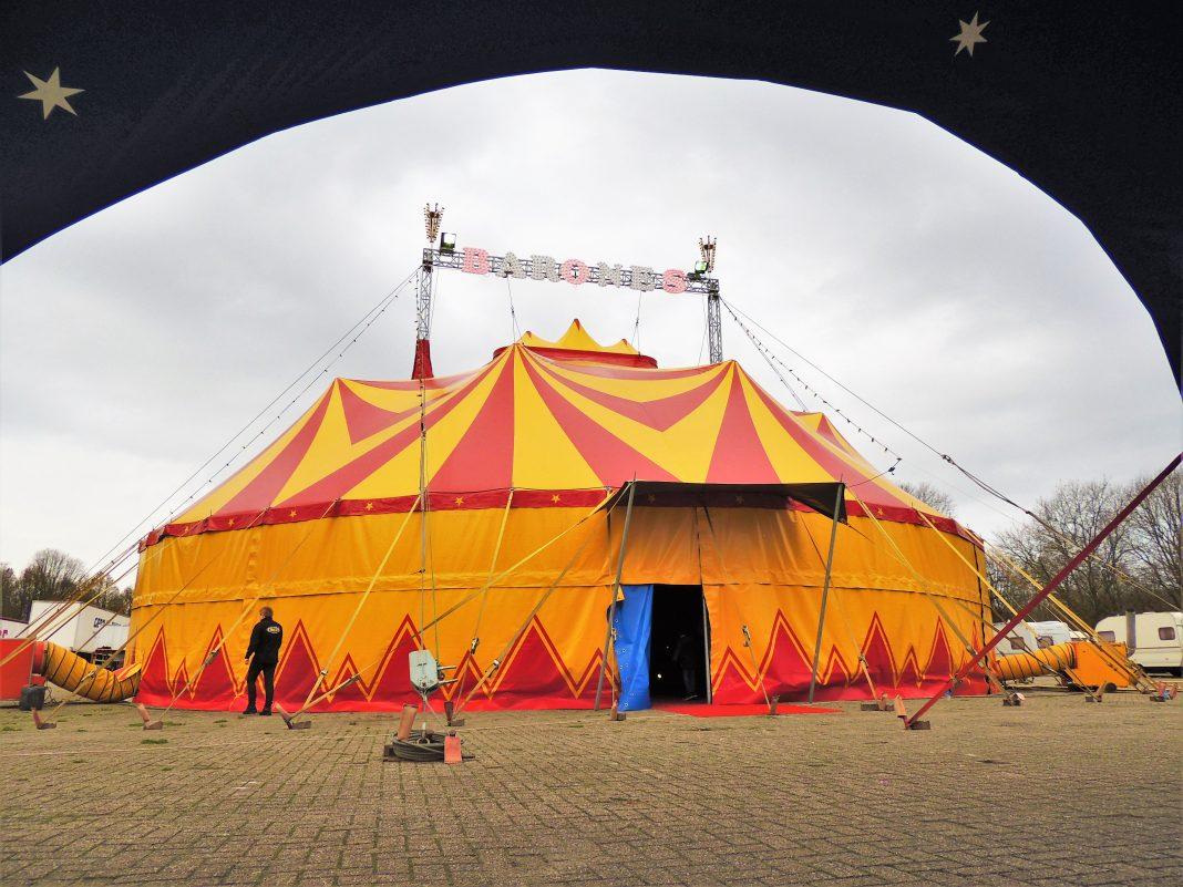 circus in tilburg 2018