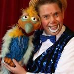Clown Sander en Charlie!