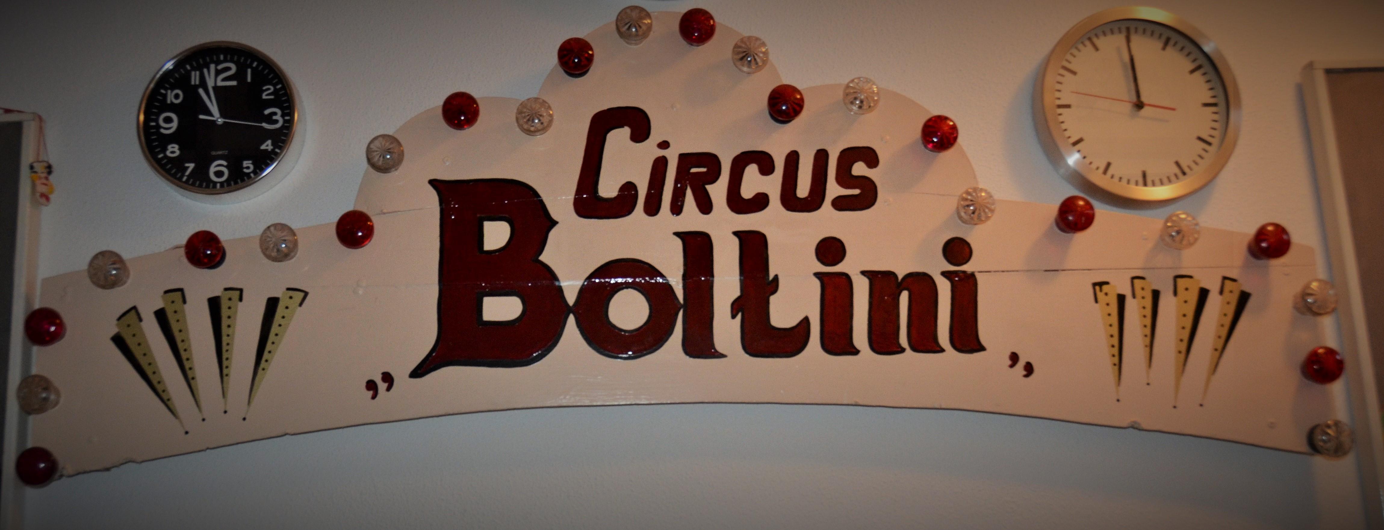 bord circus boltini