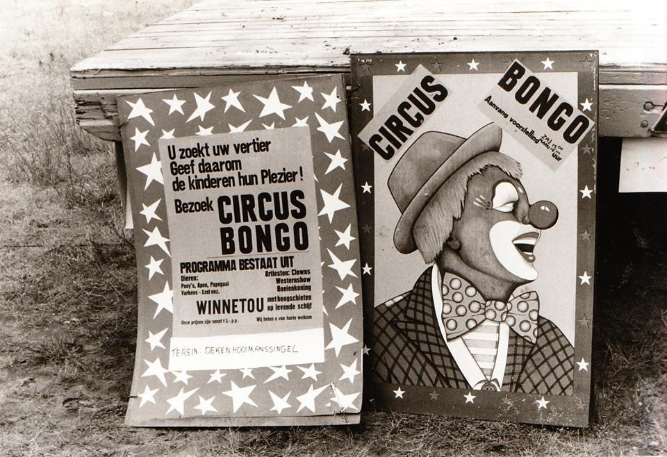 40 jaar Bongo, van cowboys en indianen tot modern