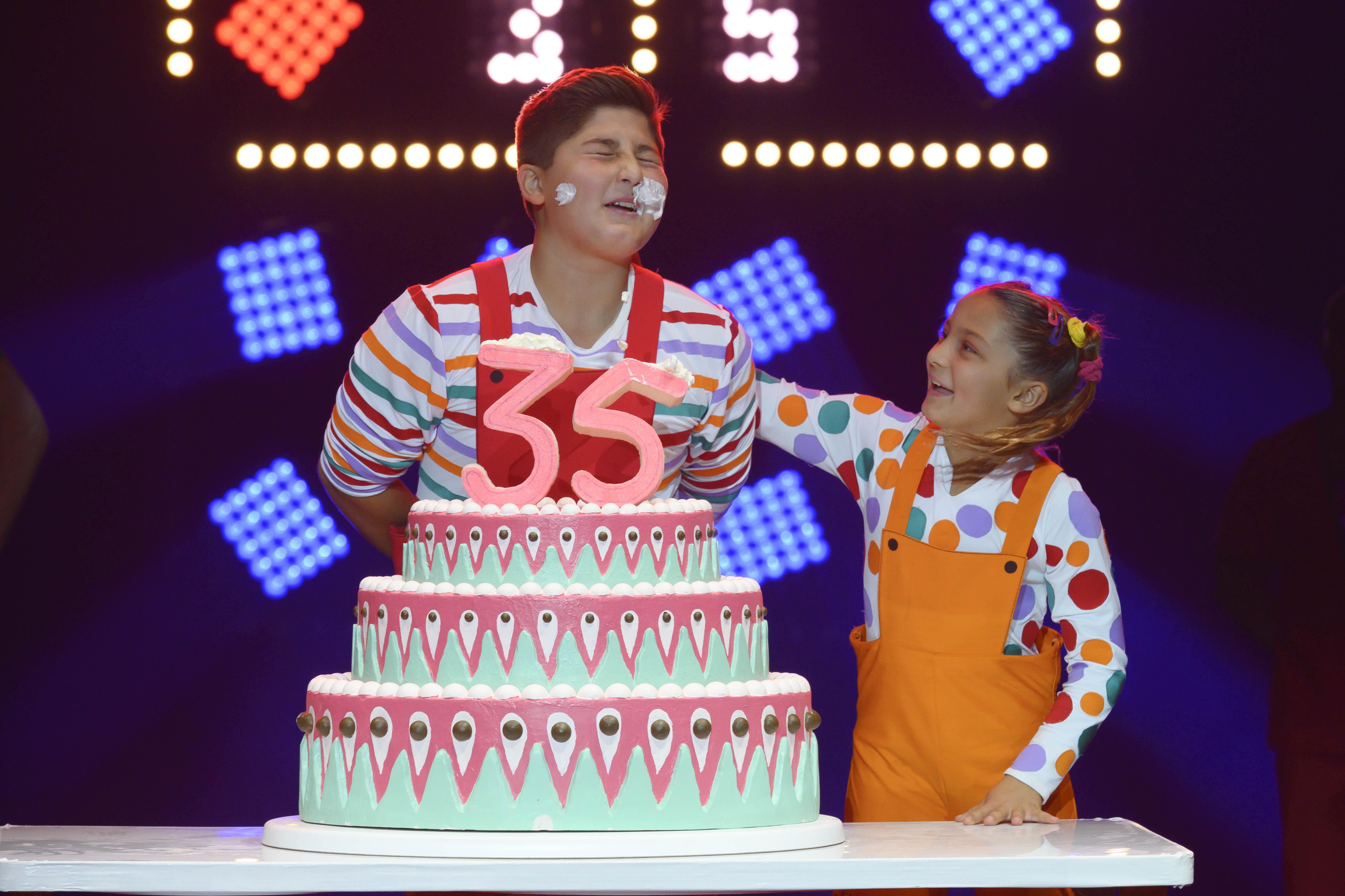 35 jaar Arlette Gruss op Circusweb