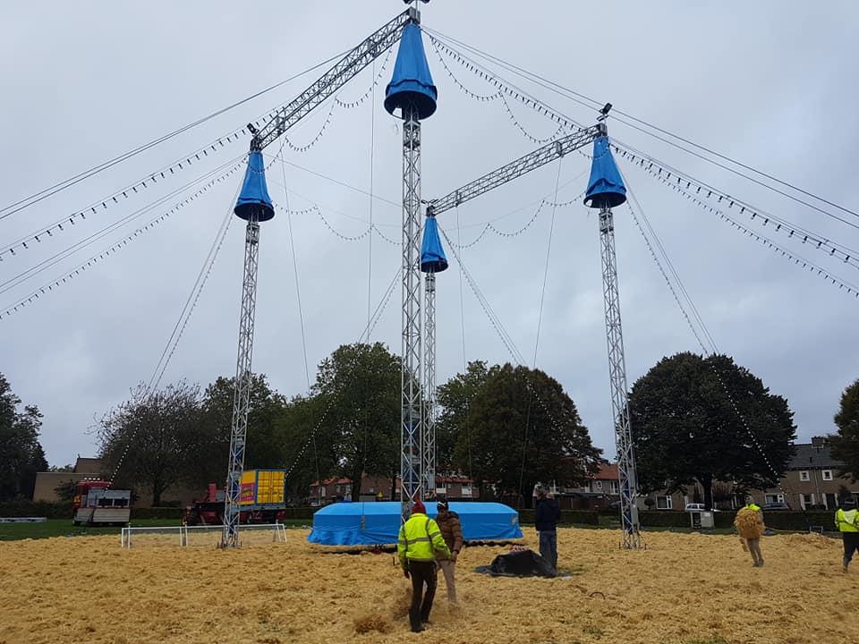 Masten circus Maximum op circusweb