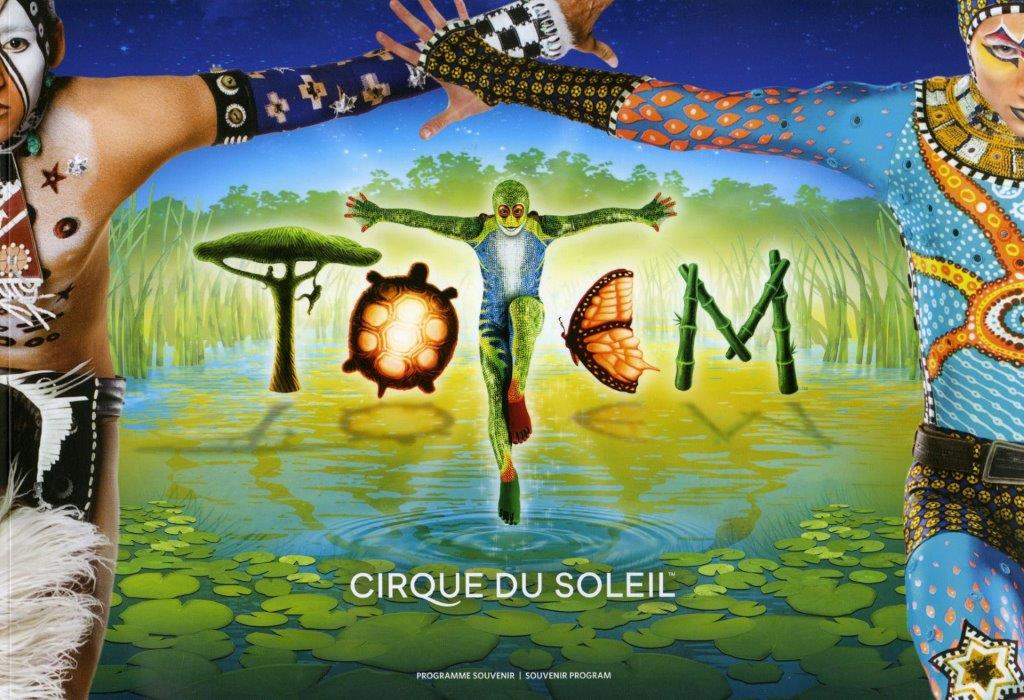 Cirque du Soleil op Circusweb.