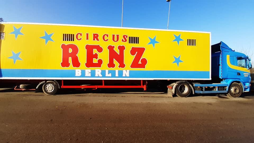 Circus Renz Eintrittspreise