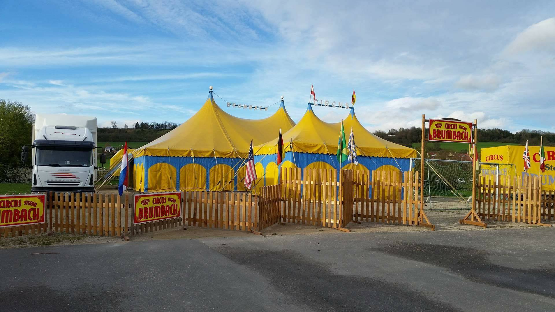 Zirkus Brumbach